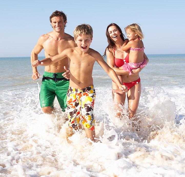 Vacanze di Agosto al Park Hotel di Rimini