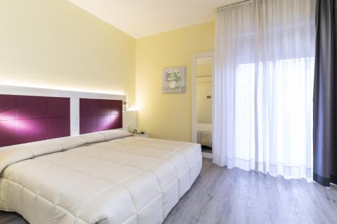 Camere Superior: moderne, spaziose, contemporanee per le tue vacanze a Rimini con stile